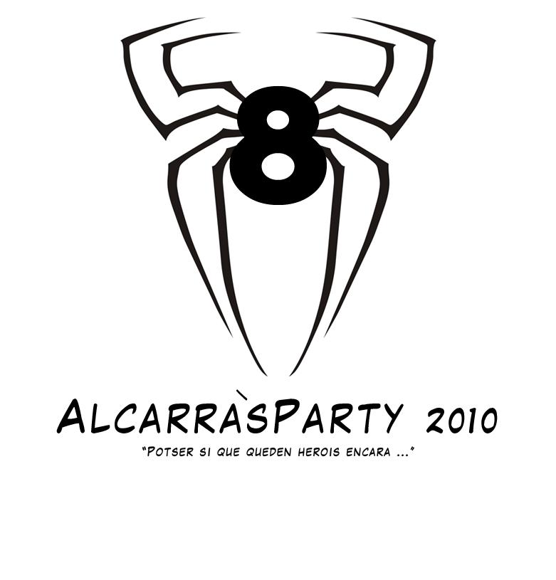 Logo AlcarràsParty 2010