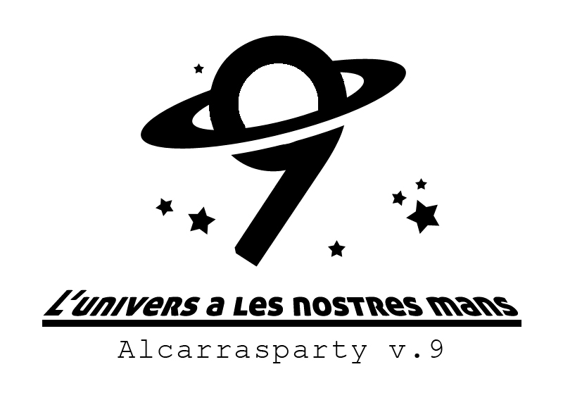 Logo AlcarràsParty 2011