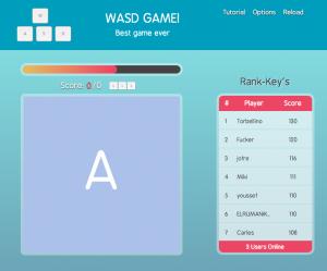 wasdgame