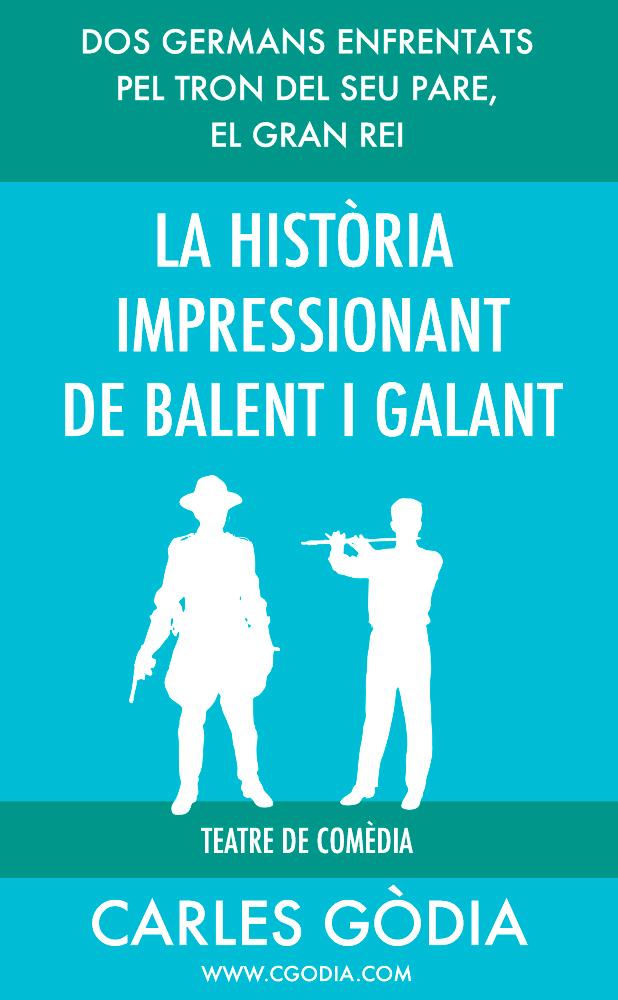 Publicada l'obra de Balent i Galant