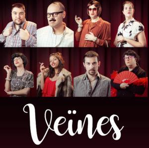 Veïnes, de Carles Gòdia. Teatre de comèdia pura!