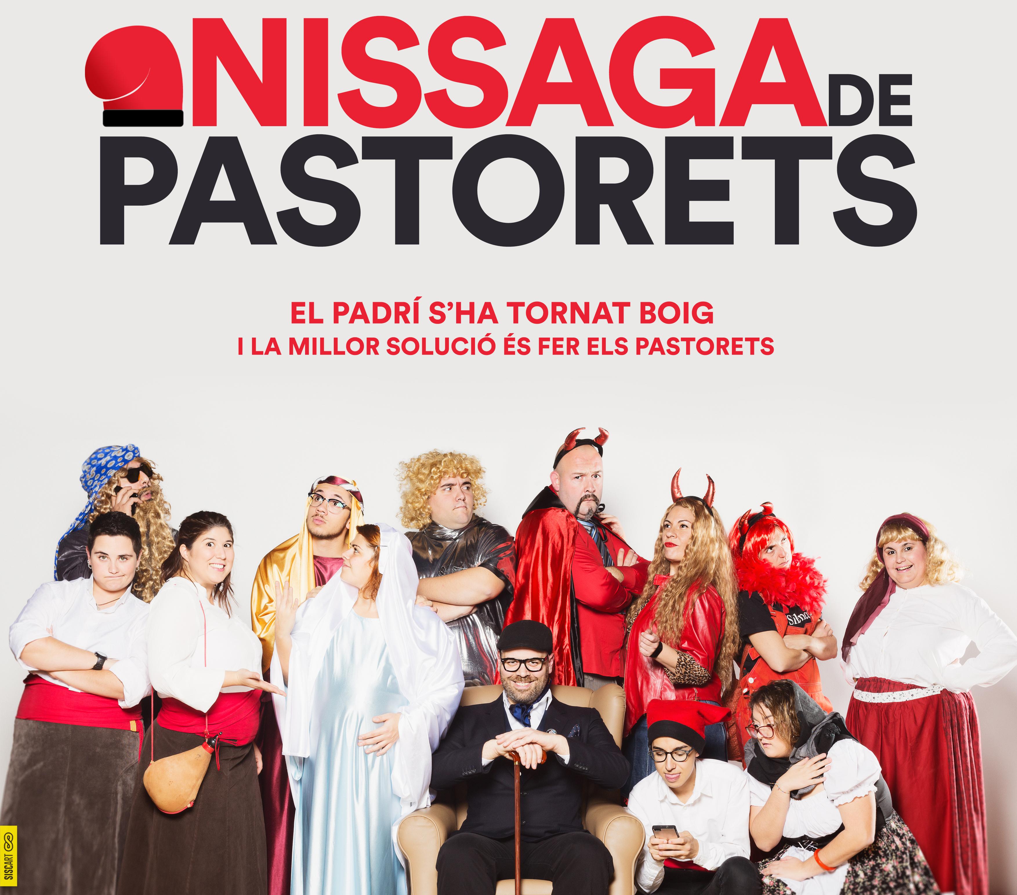 Nissaga de Pastorets al Youtube
