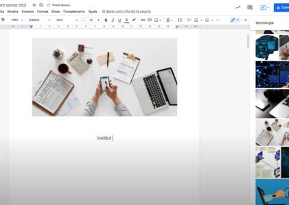 Treballar correctament amb Google Docs